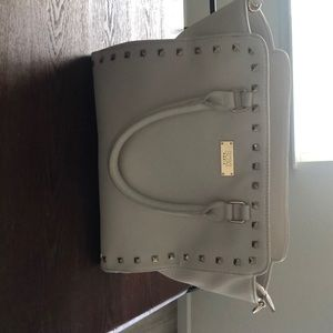 BCBG Paris purse in cream